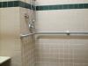Moss Park accessible shower