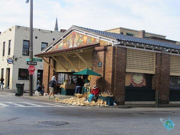 Old City Market aka Old Slave Market