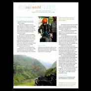 PN Magazine:  Exploring Our World, A Day in Ecuador