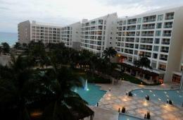 Westin Lagunamar in Cancun, Mexico