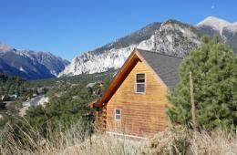 Colorado Mount Princeton Hot Springs Resort