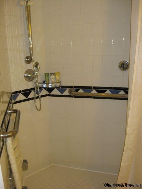 Stateroom Shower