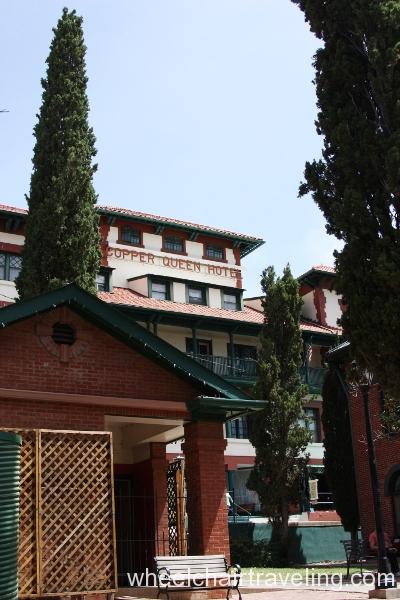 17 Copper Queen Hotel