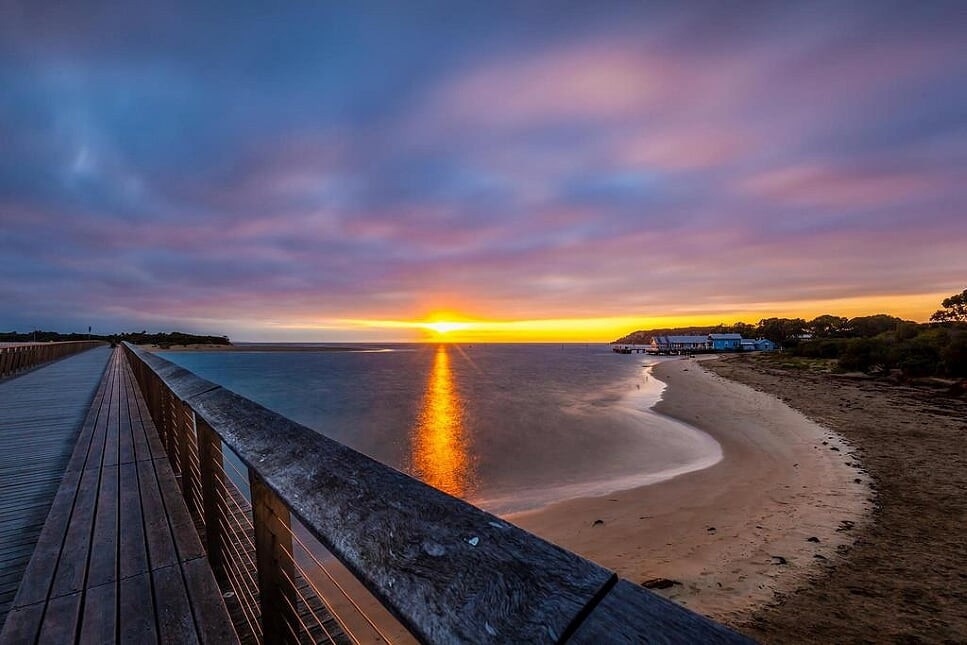 100 hitchcock barwon heads credit quick shot photos unsplash barwon sunset