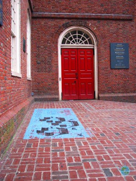 Old Boston Meeting House