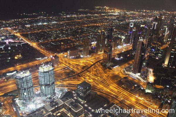 At The Top Dubai City