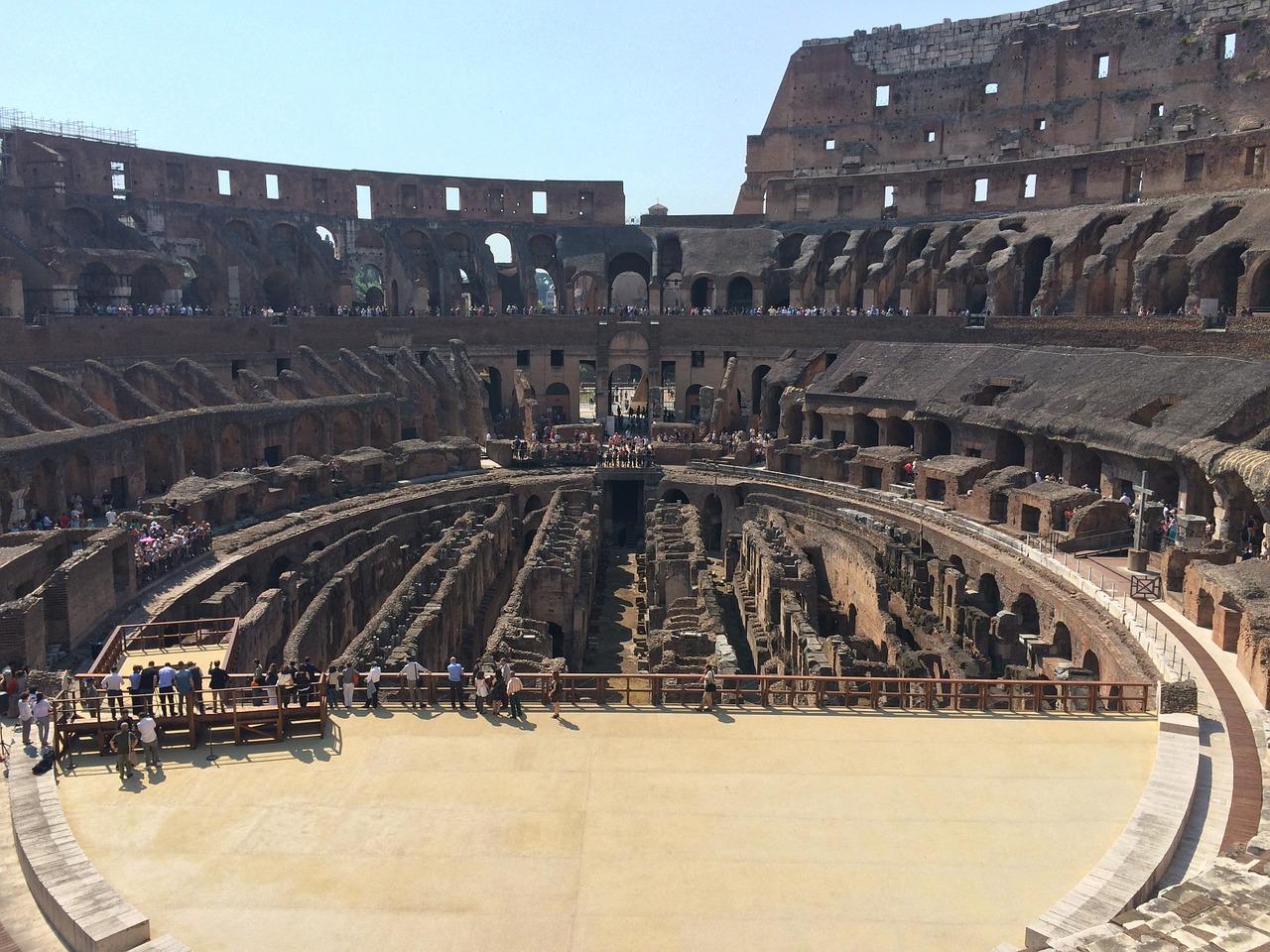 Lazio - Rome - Colosseum 2