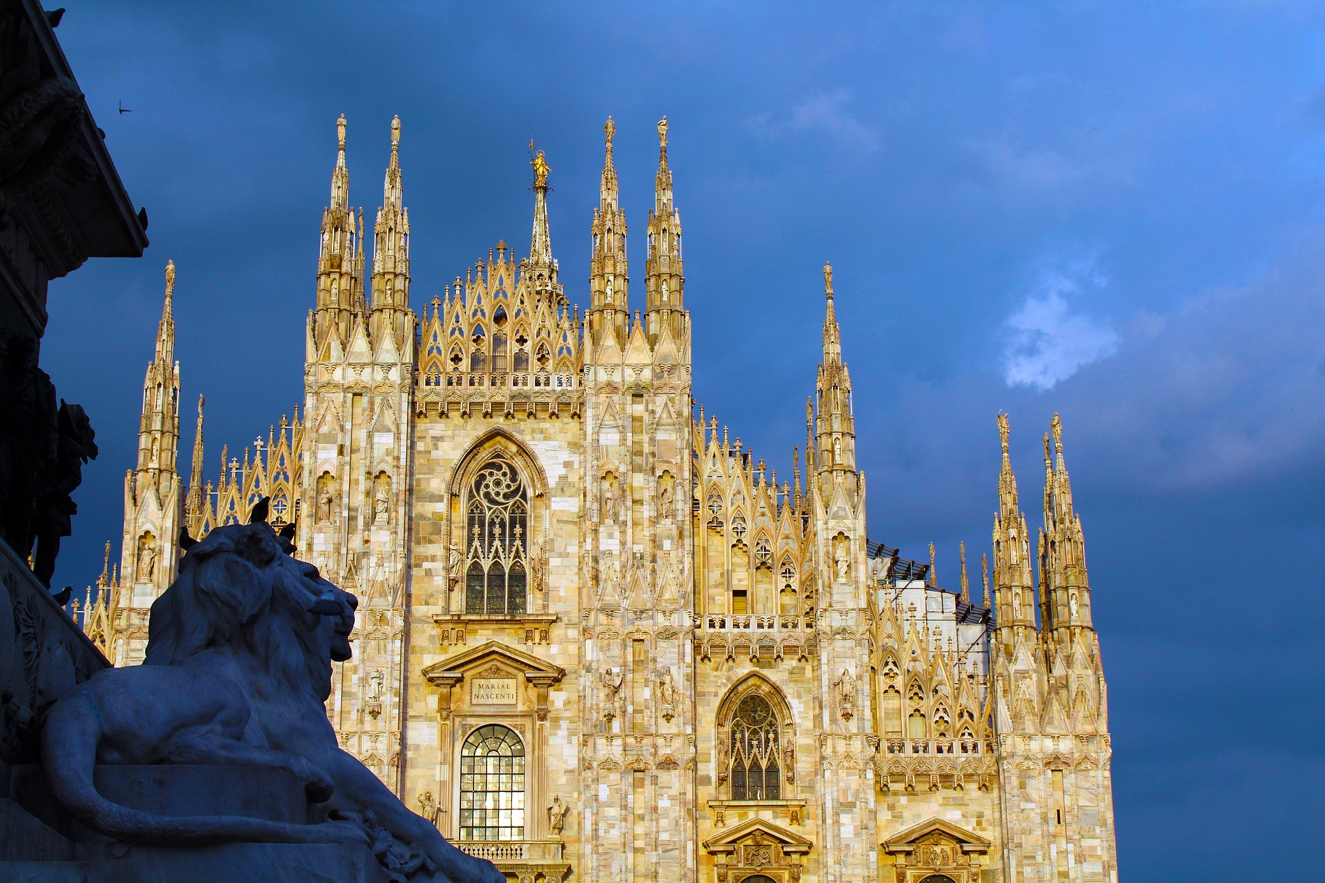 Lombardy - Milan 1