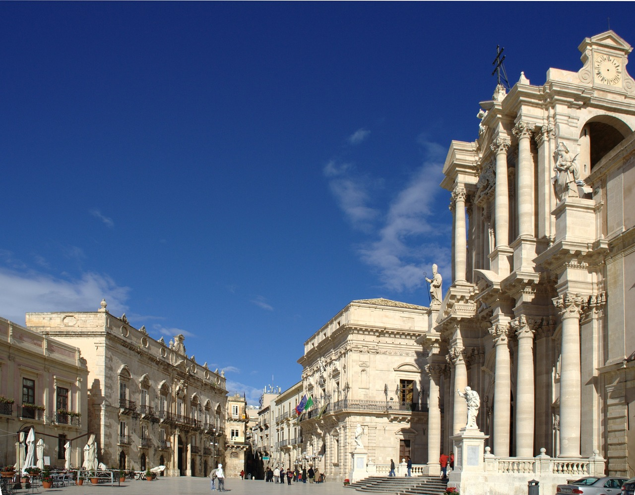Sicily - Siracusa