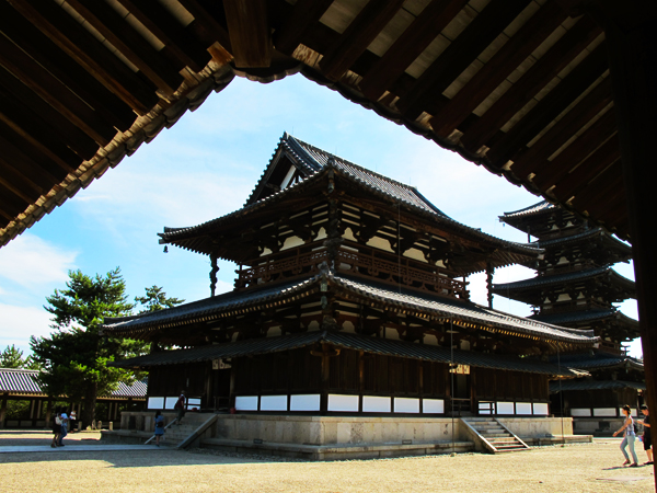 Horyuji Temple
