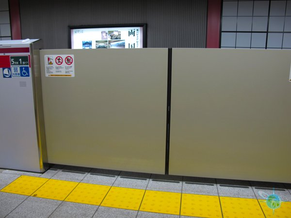 Subway Automatic Gate