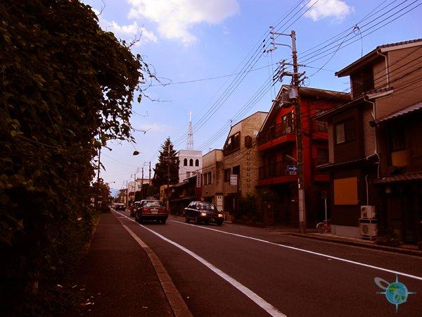 Kyoto Sidewalk