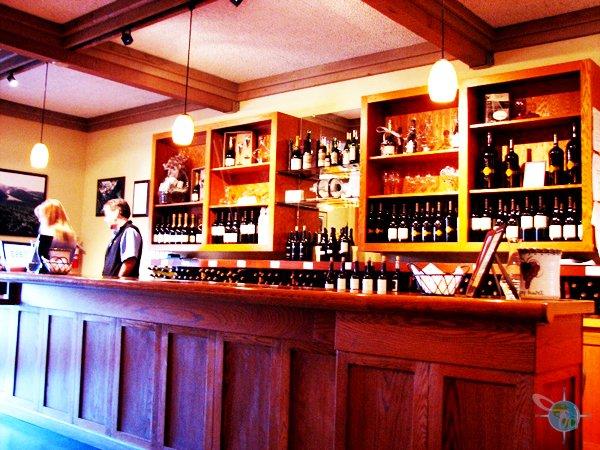 Wente Vineyards Tasting Room