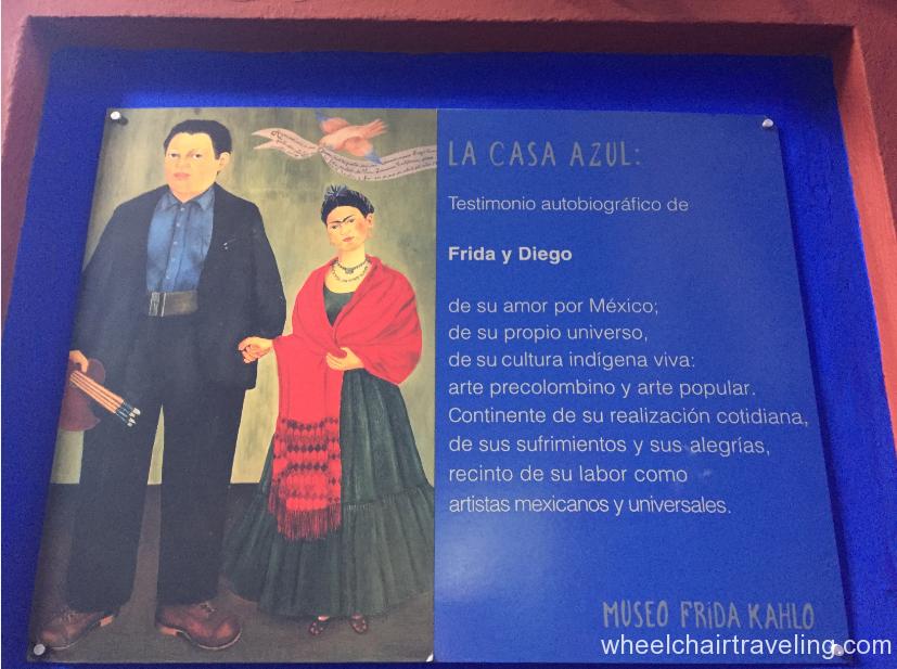 Frida Kahlo's home