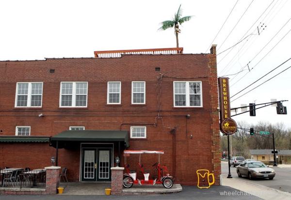 small_Ferguson Brewery Entrance