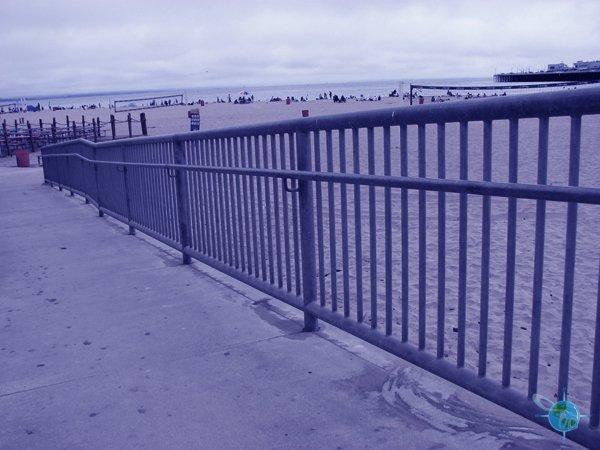 Wheelchair Beach Ramp