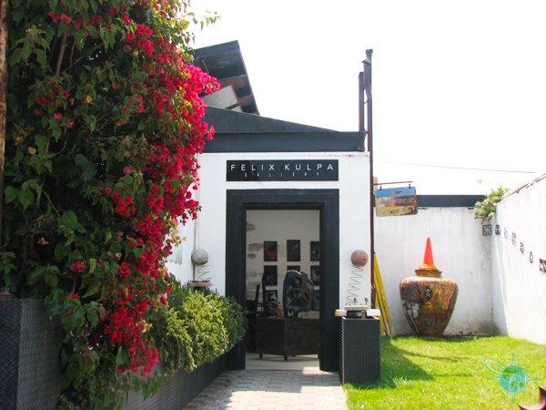 Downtown Santa Cruz Art Museum