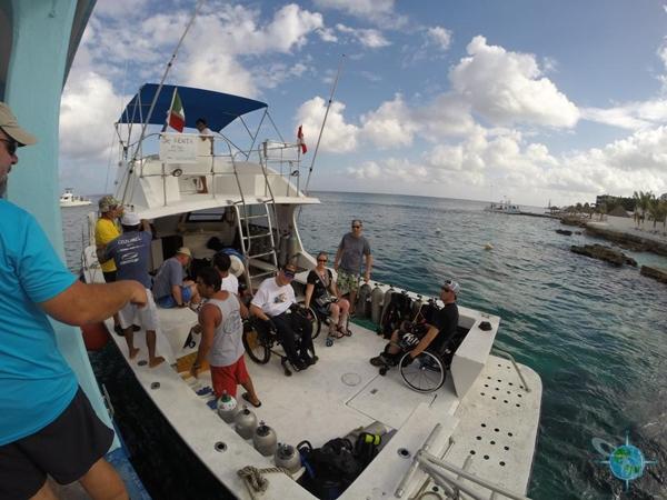scuba_Cozumel on the boat
