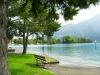 Lakeside Park in Neuhaus Interlaken