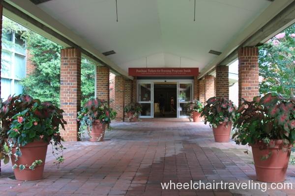 03 Visitor Center entrance