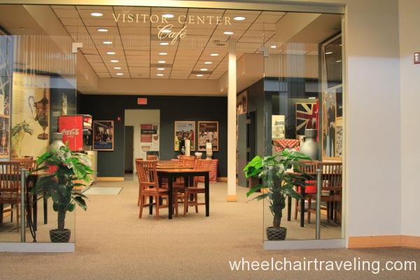 06 Visitor Center Cafe'