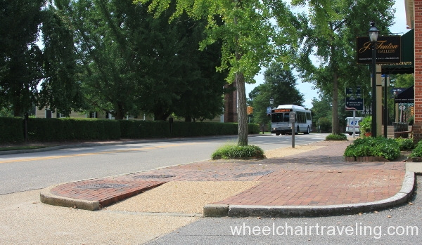 13 Street with Ramp and Bus