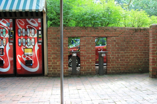 14 Water & Vending at Ticket Office-Bus Stop