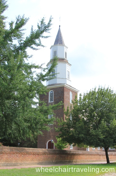 21 Bruton Parish Church