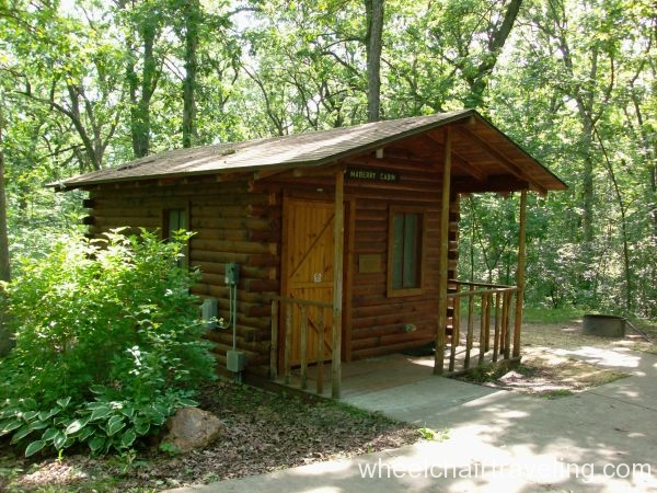 Site_27_Cabin. Please credit it to WI DNR