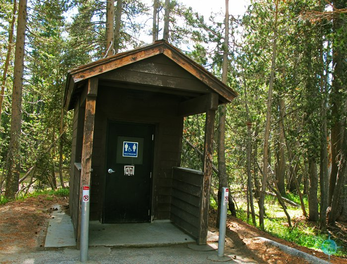 Accessible Trail Restrom