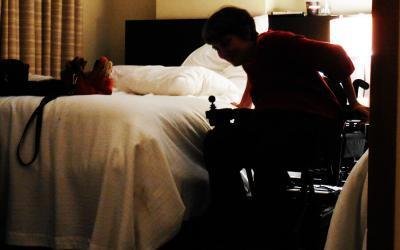 A Quad's Perfect Hotel Room