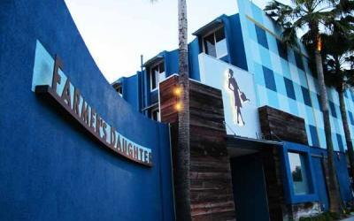 Farmer's Daughter Hotel and TART Restaurant in L.A.