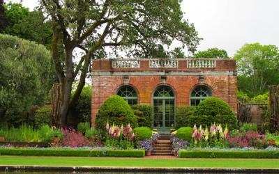 CA, SF South Bay: Filoli Gardens Accessibility