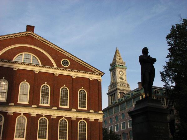 Boston, Massachusetts Wheelchair Travel Guide
