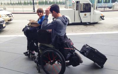 Packing Plan for People with Limited Mobility