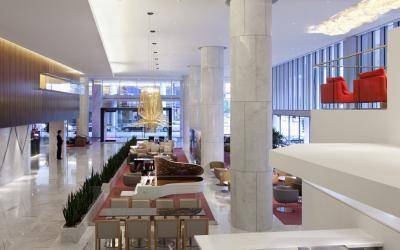 Vancouver, British Columbia: Fairmont Pacific Rim Hotel