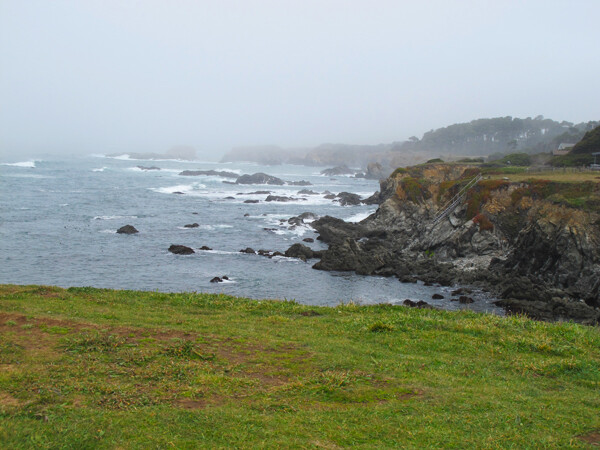 California Coast: Mendocino Access Tips