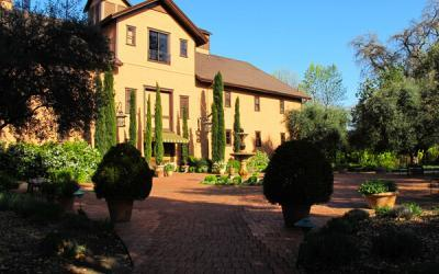 Visit the Napa Valley Wine Country in California