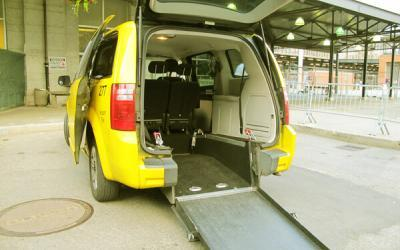 Accessible Taxi Cabs in Seattle