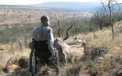 Interview: Disabled Hunter and Outdoorsman