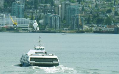 Vancouver, B.C.: The Sea Bus