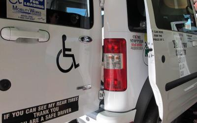 Many Wheelchair Accessible Taxis in Las Vegas, Nevada