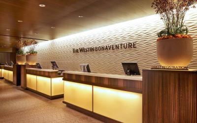 Los Angeles: Westin Downtown Hotel