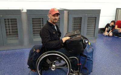 Luggage Tips for Wheelchair Travel – Packing to Carrying