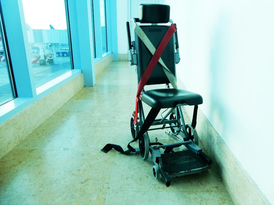 Power Wheelchair Travel Tips