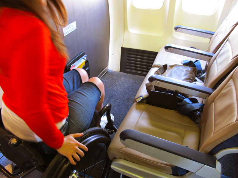 Manual Wheelchair Travel Tips