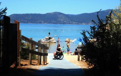 South Lake Tahoe Accessible Travel Tips