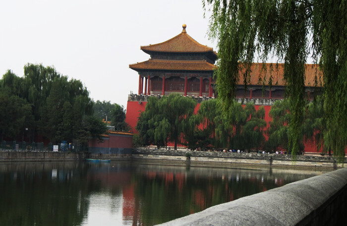 China by Wheelchair: Travel Barriers & Possibilities