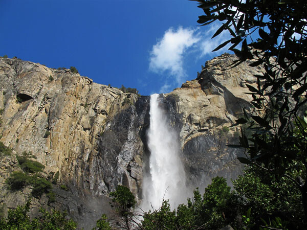 Yosemite National Park Access to Attractions