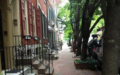 Personal Perspective on Philadelphia and Wheelchair Access